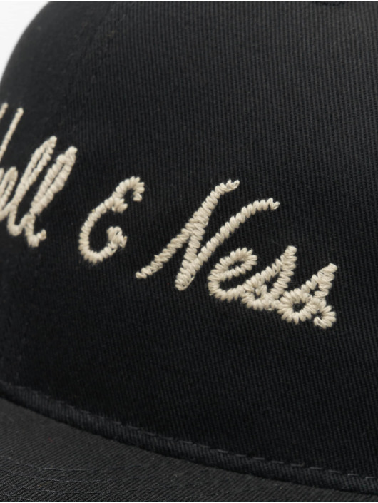 Mitchell & Ness snapback cap Trade zwart