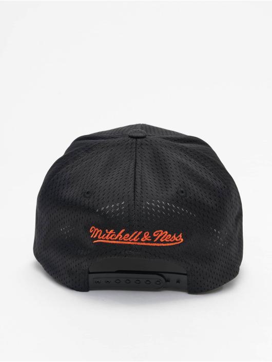 Mitchell & Ness snapback cap City Series M. Heat zwart
