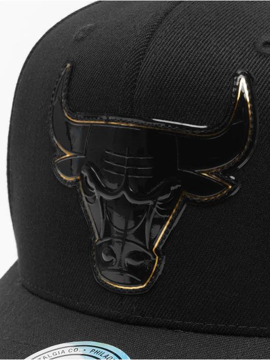 Mitchell & Ness snapback cap NBA Presto zwart