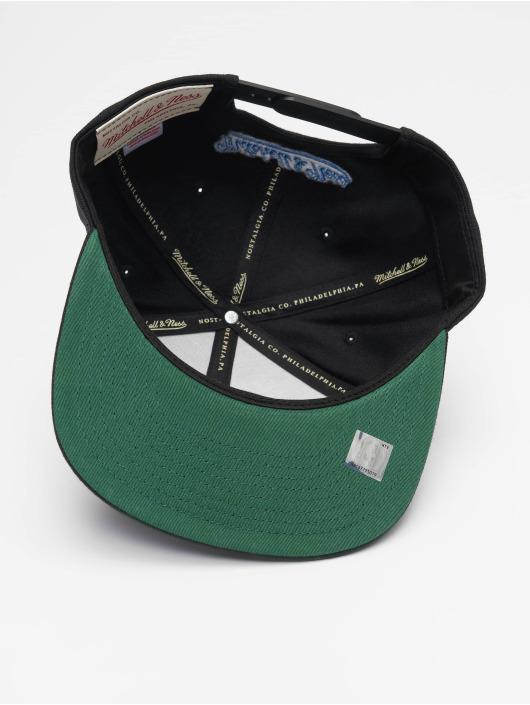 Mitchell & Ness Snapback Caps NBA Orlando Magic Wool Solid čern