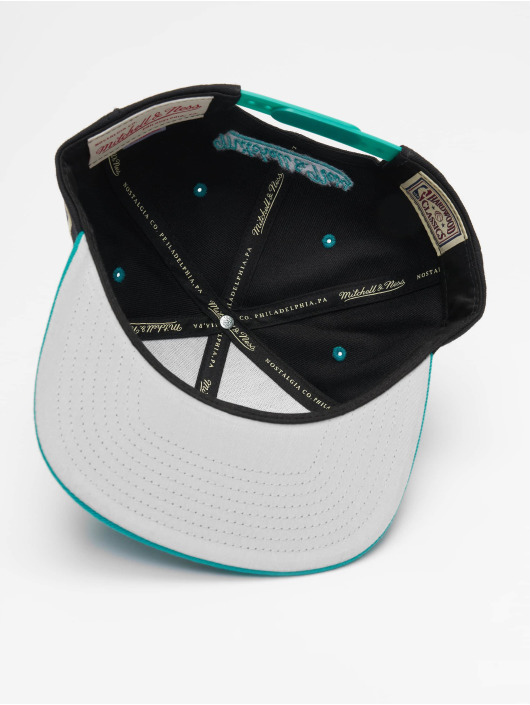 Mitchell & Ness Snapback Caps Vancouver Grizzlies HWC Team Arch čern