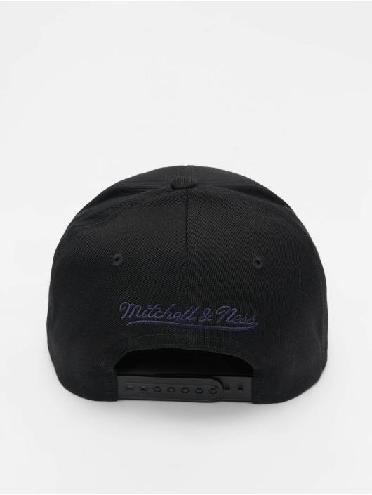 Mitchell & Ness Snapback Caps NBA Denver Nuggets 110 2 Tone čern