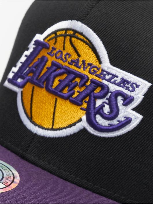 Mitchell & Ness Snapback Caps NBA LA Lakers 110 2 Tone čern