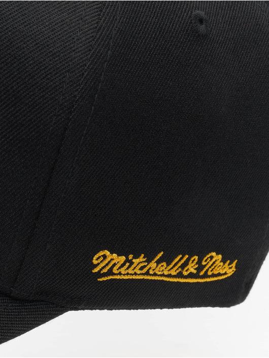 Mitchell & Ness Snapback Caps NBA LA Lakers 110 Curved Eazy čern
