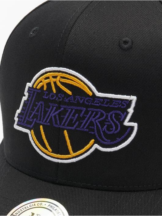 Mitchell & Ness Snapback Caps L.A. Lakers čern