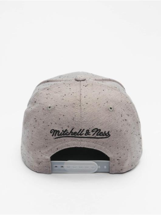 Mitchell & Ness Snapback Caps Own Brand Speck šedá