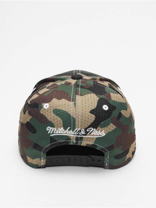 Mitchell & Ness Snapback Caps HWC Mesh Chicago Bulls camouflage