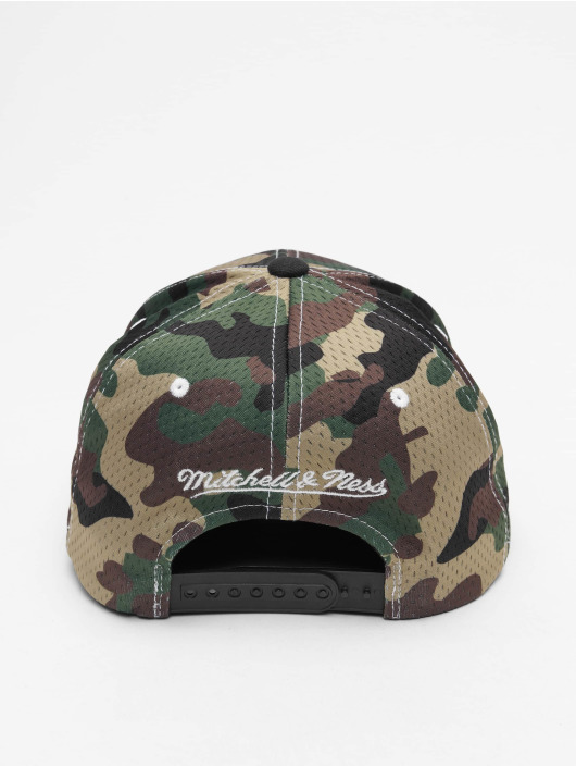 Mitchell & Ness Snapback Caps Mesh Camo Toronto Raptors camouflage