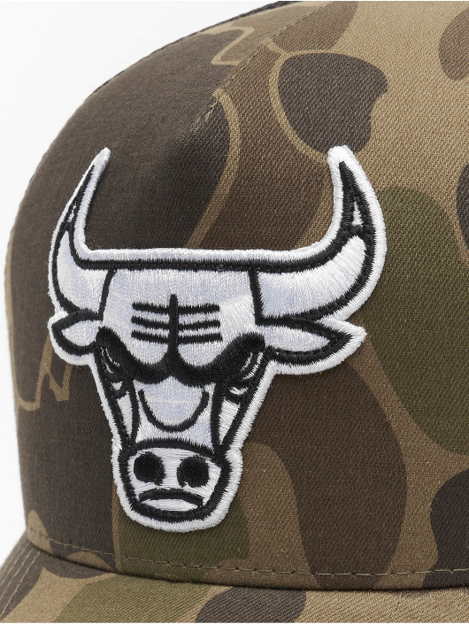 Mitchell & Ness Snapback Caps NBA Chicago Bulls 110 camouflage