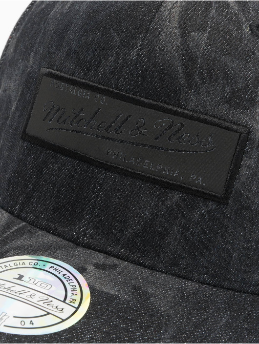 Mitchell & Ness Snapback Caps Charge Own Brand czarny