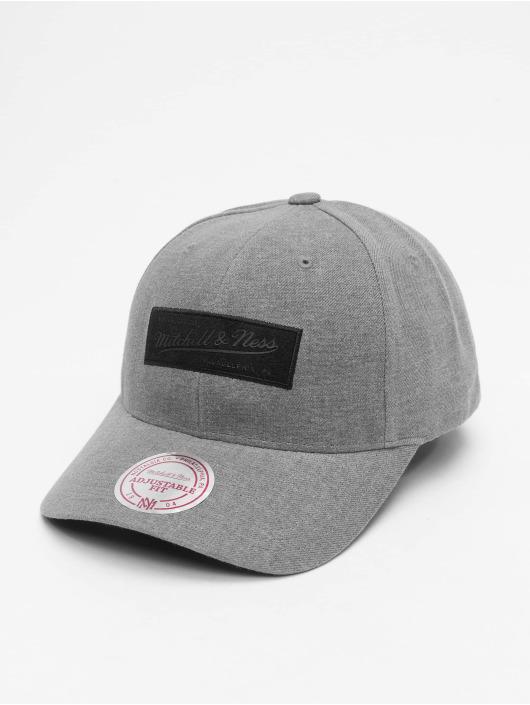 Mitchell & Ness Snapback Caps Erode grå
