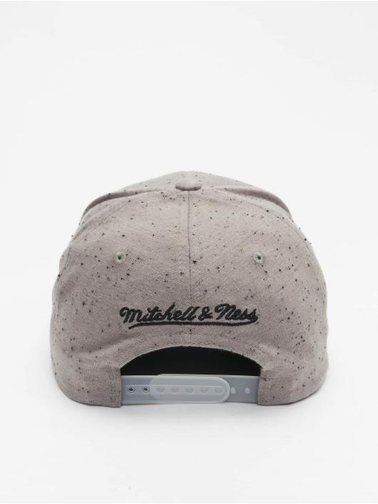 Mitchell & Ness Snapback Caps Chicago Bulls Speck grå