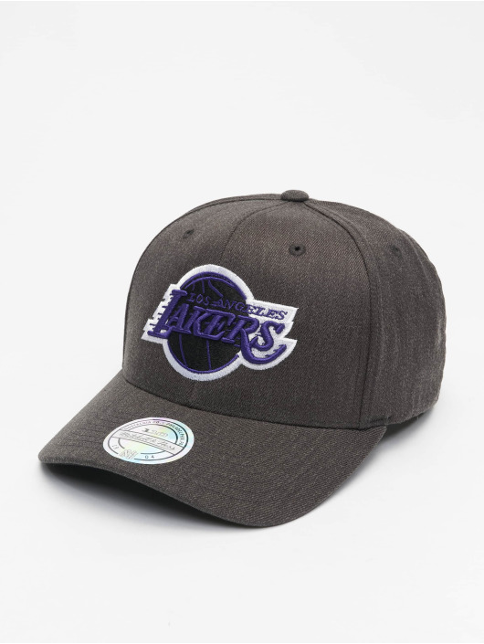 Mitchell & Ness Snapback Caps NBA L.A. Lakers Team Pop grå
