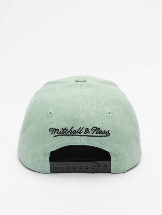 Mitchell & Ness Snapback Caps Erode grøn