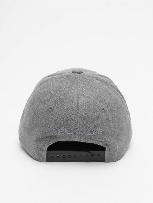 Mitchell & Ness Snapback Caps Erode harmaa