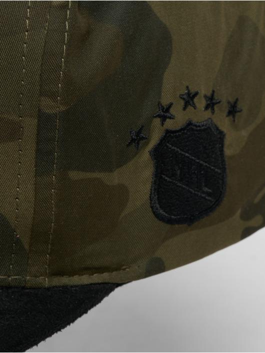 Mitchell & Ness Snapback Caps Woodland Camo LA Kings kamuflasje
