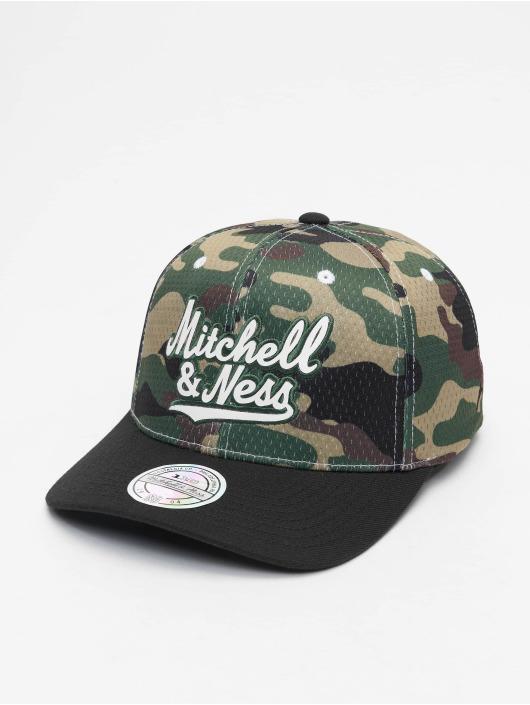 Mitchell & Ness Snapback Caps Mesh Camo kamuflasje