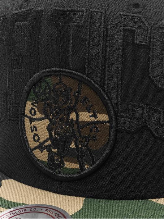 Mitchell & Ness Snapback Caps HWC Blind kamuflasje