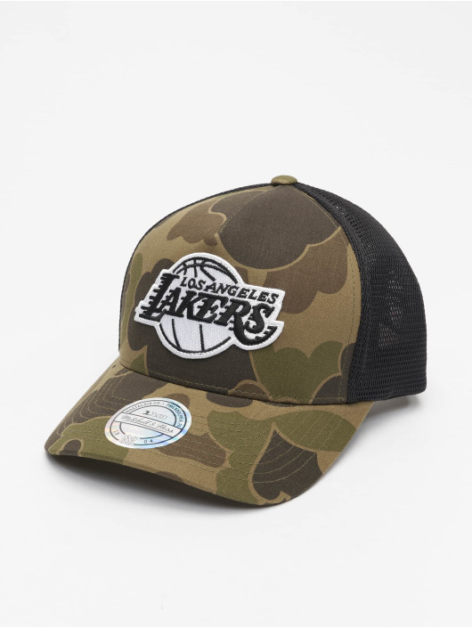 Mitchell & Ness Snapback Caps NBA L.A. Lakers 110 kamuflasje