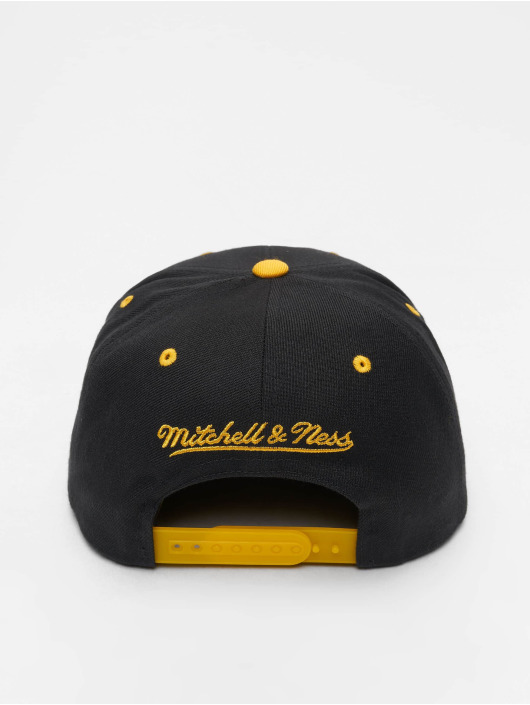 Mitchell & Ness Snapback Caps LA Lakers HWC Team Arch musta