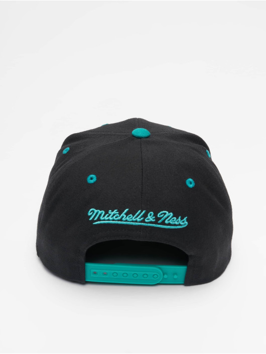 Mitchell & Ness Snapback Caps Vancouver Grizzlies HWC Team Arch musta