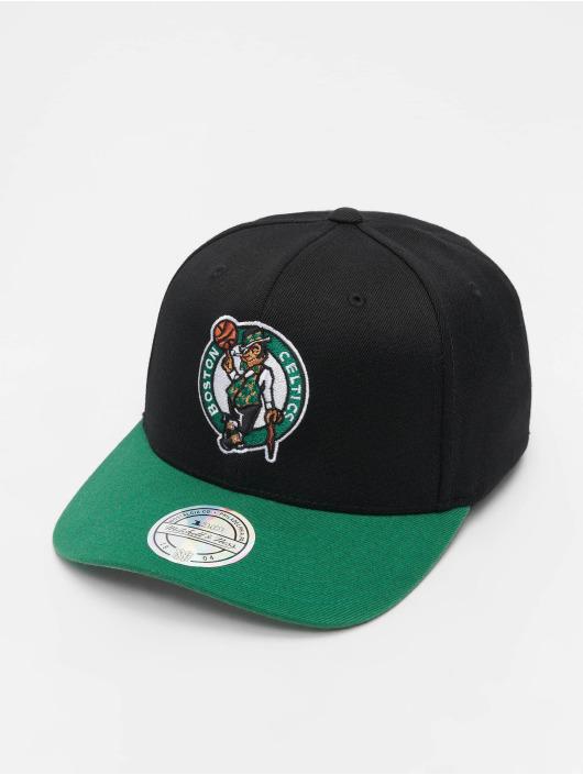Mitchell & Ness Snapback Caps NBA Boston Celtics 110 2 Tone musta