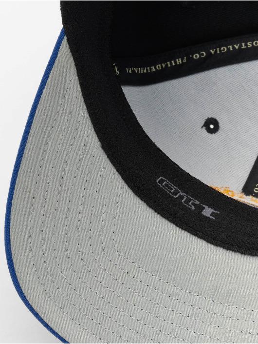 Mitchell & Ness Snapback Caps NBA Golden State Warriors 110 2 Tone musta