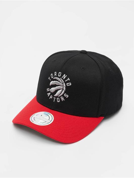 Mitchell & Ness Snapback Caps NBA Toronto Raptors 110 2 Tone musta