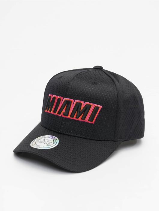 Mitchell & Ness Snapback Caps City Series M. Heat musta