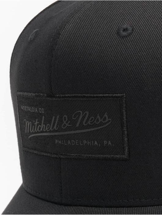 Mitchell & Ness Snapback Caps Own Brand Siege musta