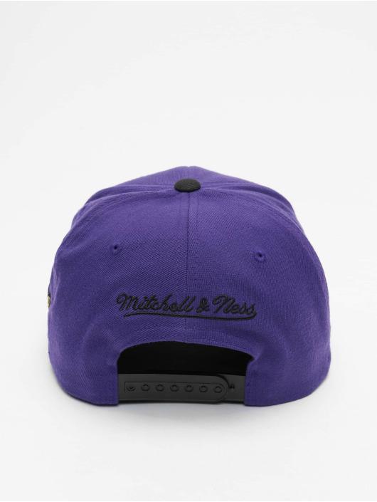 Mitchell & Ness Snapback Caps HWC Presto LA Lakers purpuranpunainen