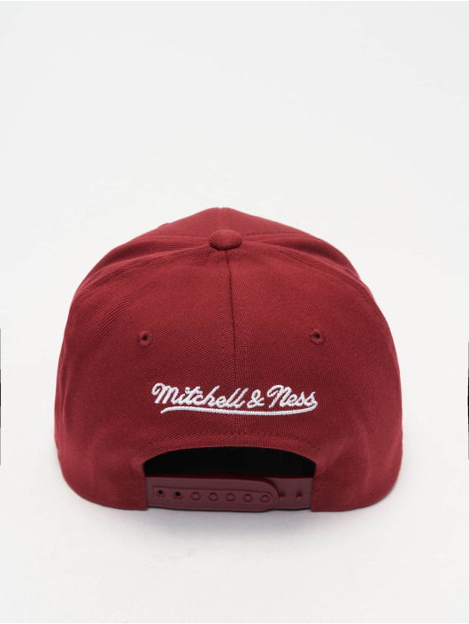 Mitchell & Ness Snapback Caps NBA Boston Celtics 110 Curved red