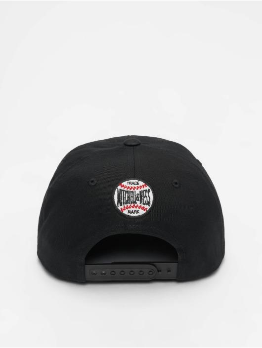 Mitchell & Ness Snapback Caps Trade svart