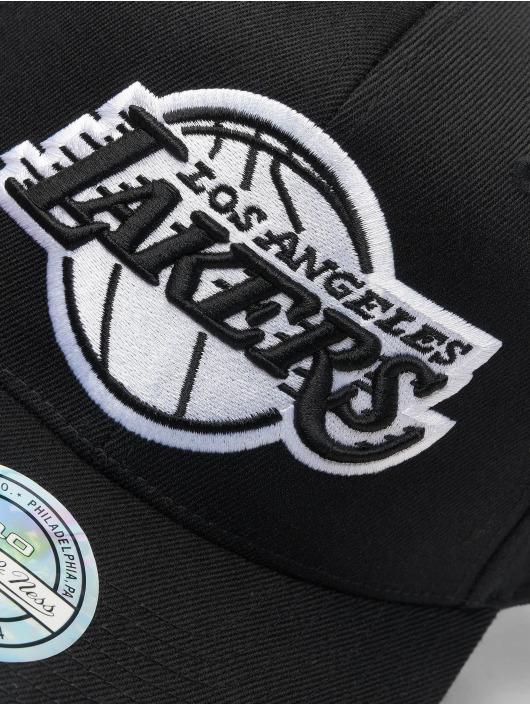 Mitchell & Ness Snapback Caps NBA LA Lakers 110 svart