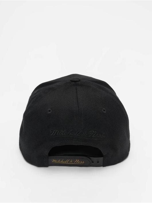 Mitchell & Ness Snapback Caps NBA Miami Heat Luxe 110 svart
