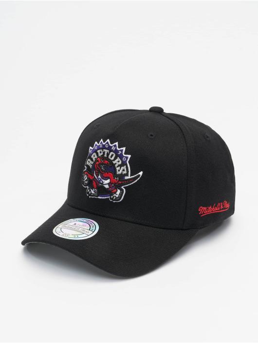 Mitchell & Ness Snapback Caps NBA HWC Eazy 110 Curved Toronto Raptors svart