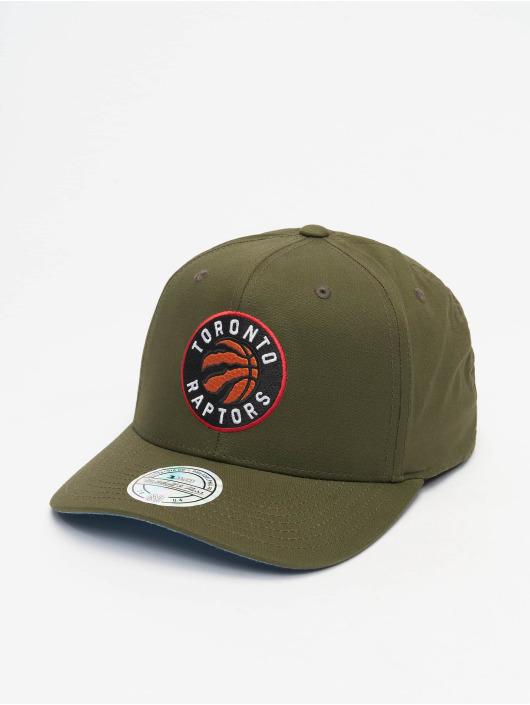 Mitchell & Ness Snapback Caps NBA Battle Toronto Raptors vihreä