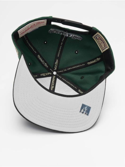 Mitchell & Ness Snapback Caps Boston Celtics HWC Team Arch zelený