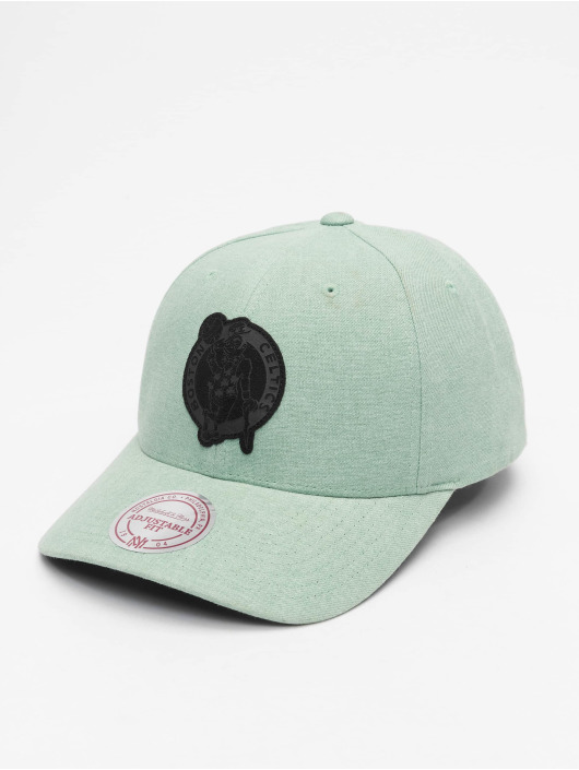 Mitchell & Ness Snapback Caps Erode zielony