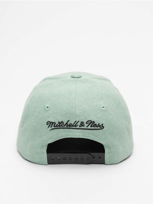 Mitchell & Ness Snapback Erode zelená