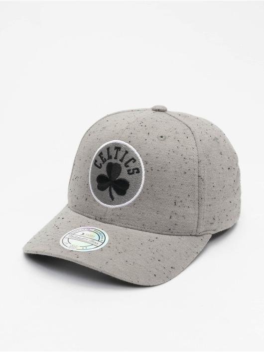Mitchell & Ness Snapbackkeps NBA Boston Celtics Speck grå