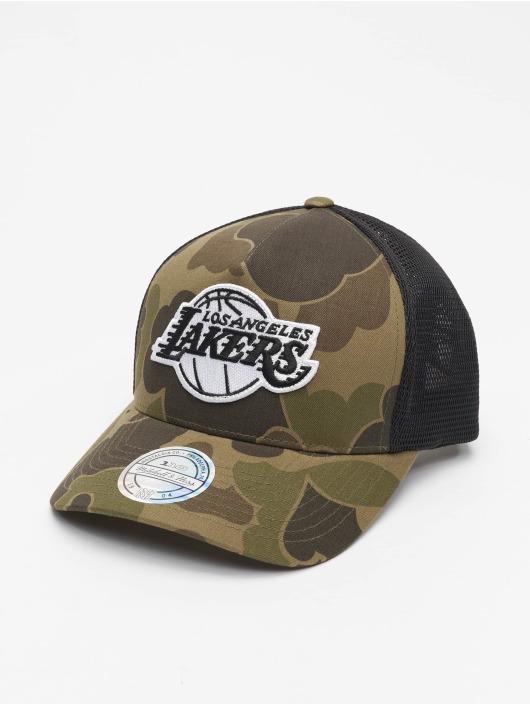 Mitchell & Ness Snapbackkeps NBA L.A. Lakers 110 kamouflage