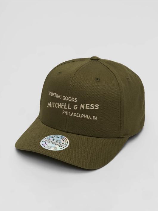 Mitchell & Ness Snapbackkeps Sporting Goods oliv