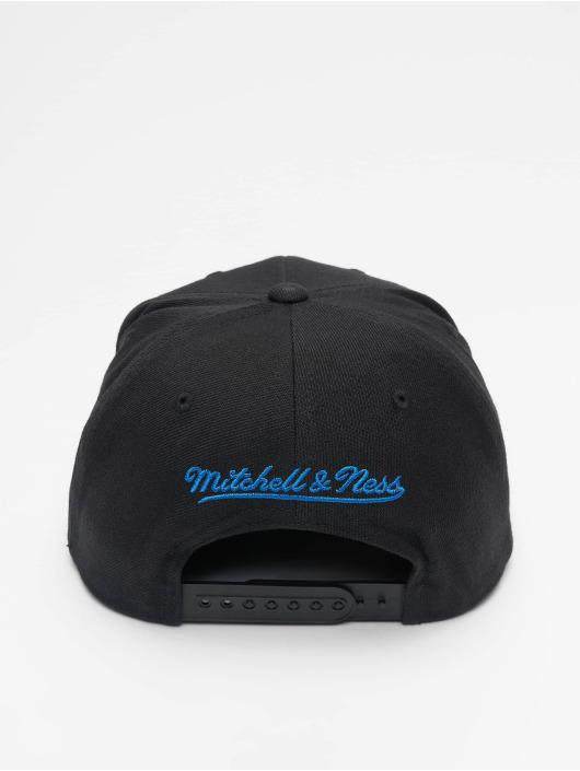 Mitchell & Ness Snapbackkeps NBA Orlando Magic Wool Solid svart