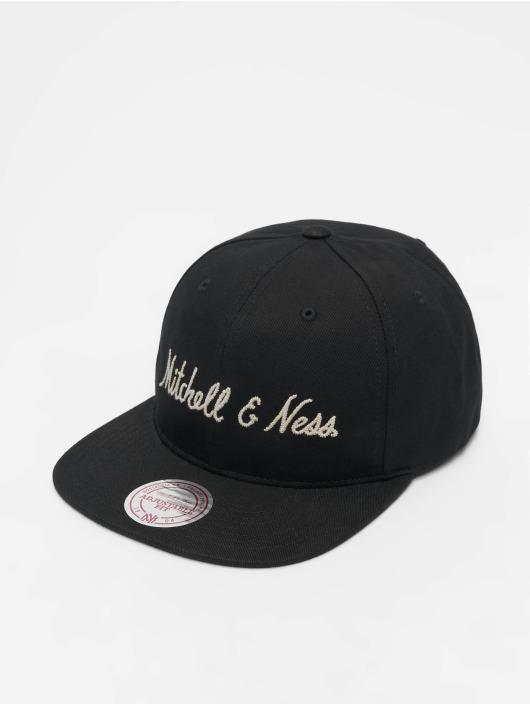 Mitchell & Ness Snapbackkeps Trade svart