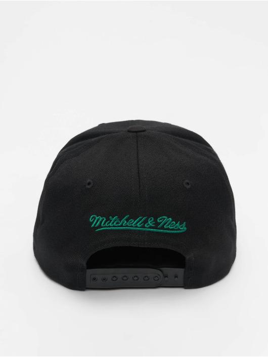 Mitchell & Ness Snapbackkeps NBA Boston Celtics 110 2 Tone svart