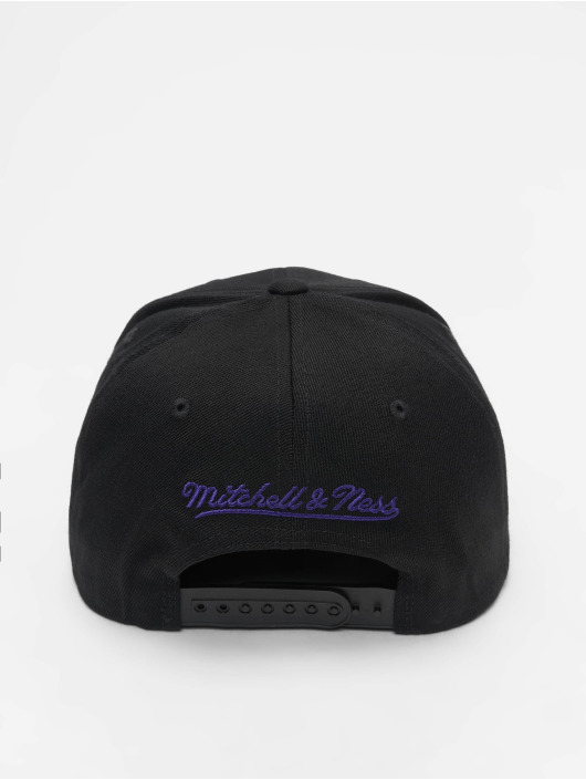Mitchell & Ness Snapbackkeps NBA LA Lakers 110 2 Tone svart