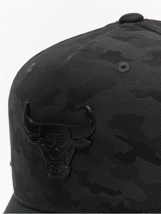 Mitchell & Ness Snapbackkeps NBA Chicago Bulls Validate svart