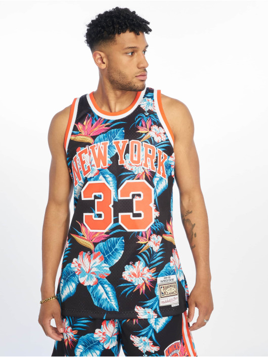 Mitchell & Ness Sport tricot NBA NY Yankees Swingman bont