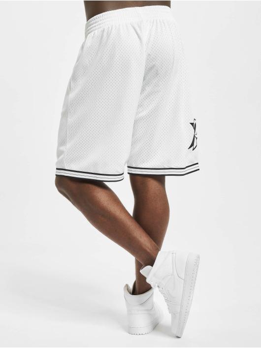 Mitchell & Ness Szorty Swingman Philadelphia 76ers bialy